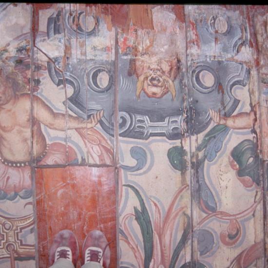 Palácio Pombal, 2004