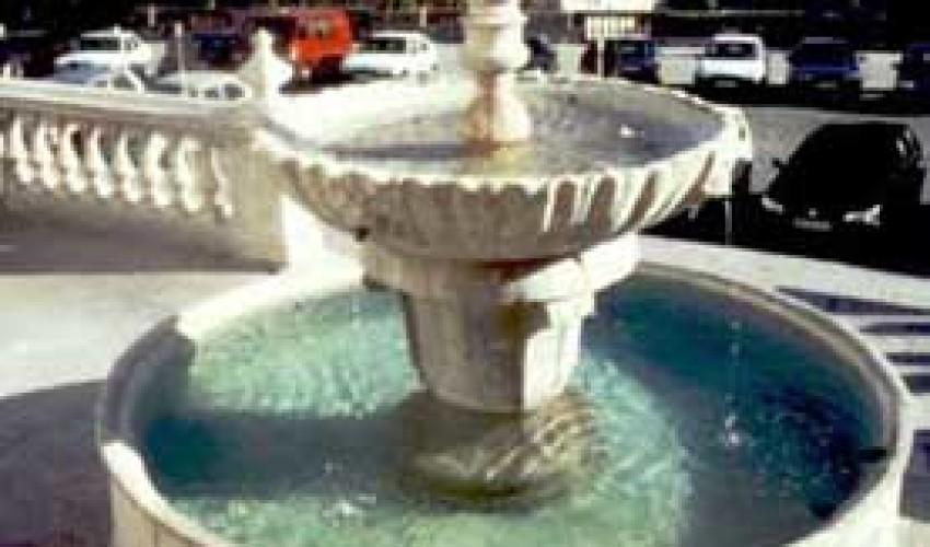 Chafariz do Palácio da Vila de Sintra, 1998