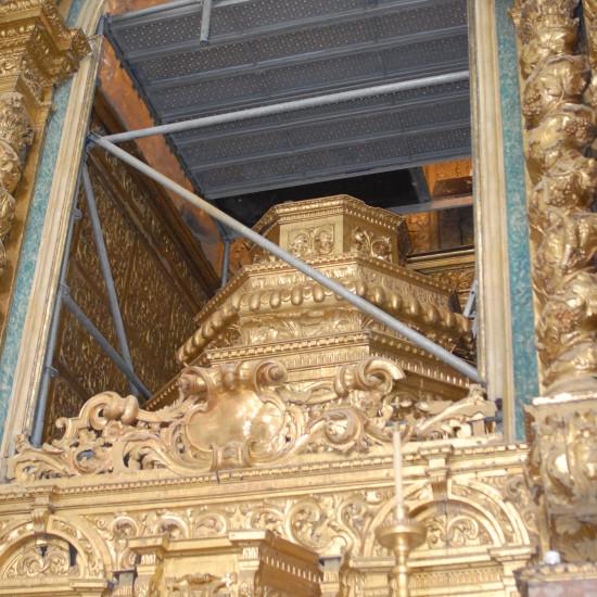 Igreja de São Silvestre de Unhos, 2008