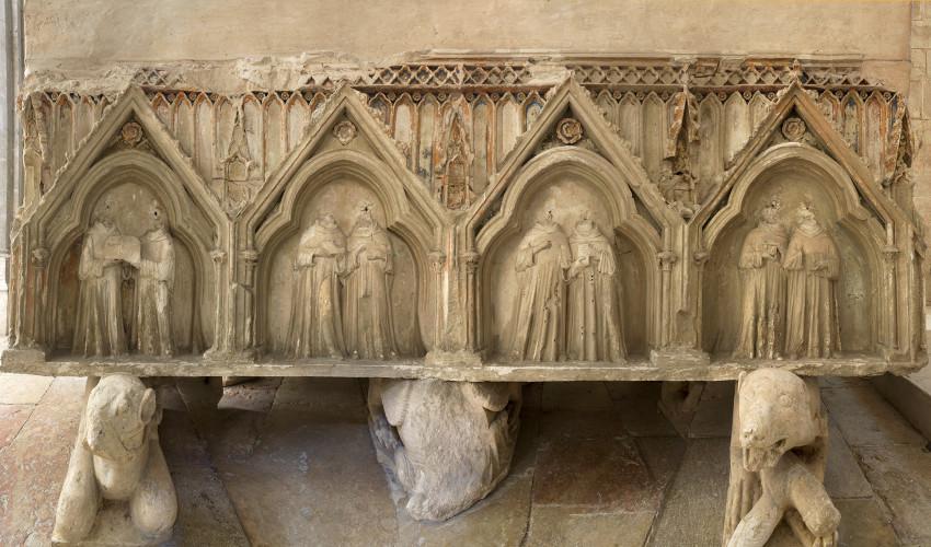 Conservação dos túmulos de D. Dinis e do Infante, Odivelas
